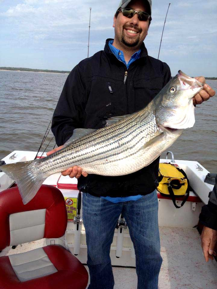 Dee angle 39 s fishing guide rates for Texoma fishing license